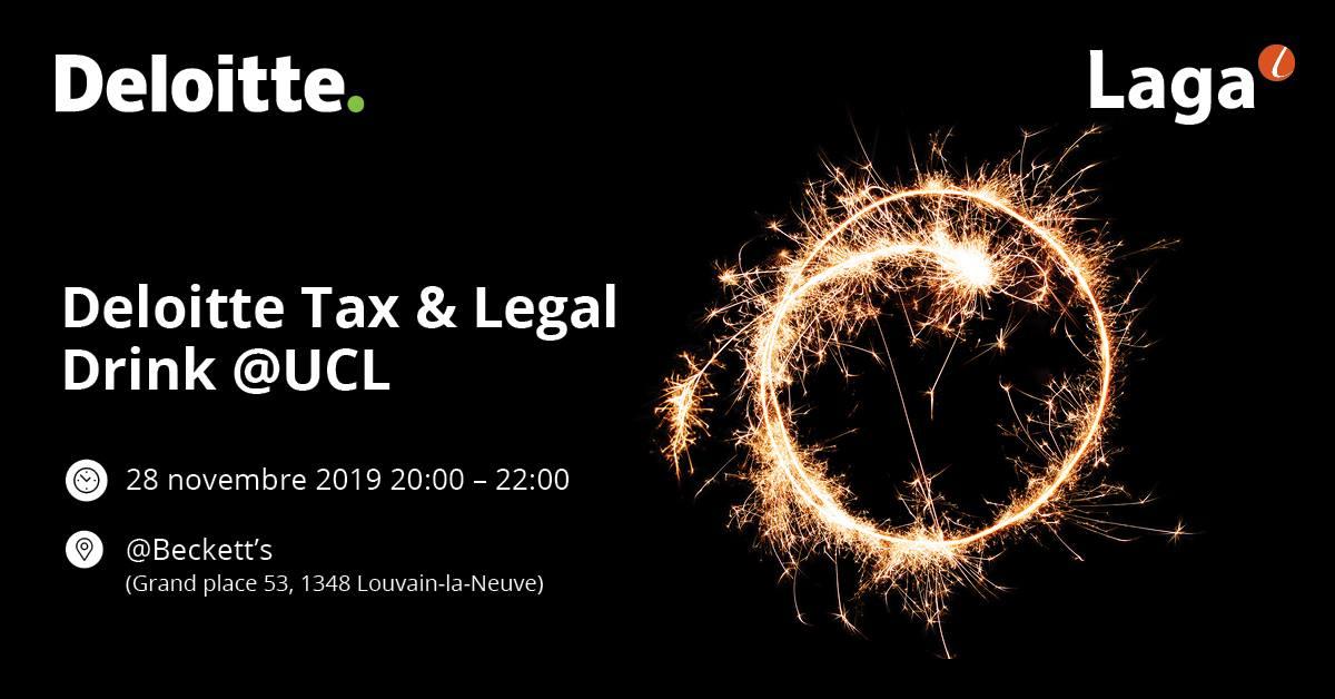 Drink : Deloitte Tax & Legal